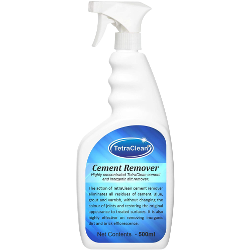 TetraClean Highly Concentrated Cement Remover and Inorganic Dirt RemoverTile Cleaner